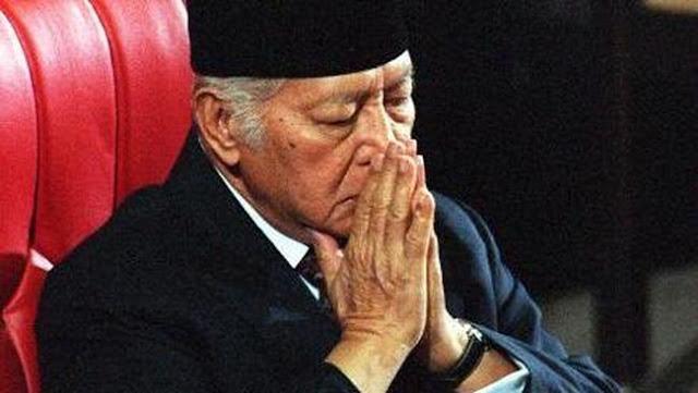 Membangun 1000 Masjid Obsesi Daripada Soeharto