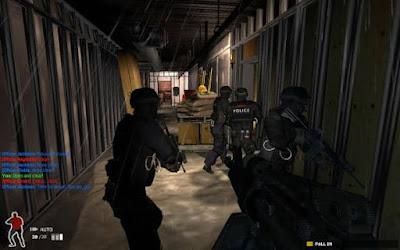 لعبة SWAT 4: Gold Edition
