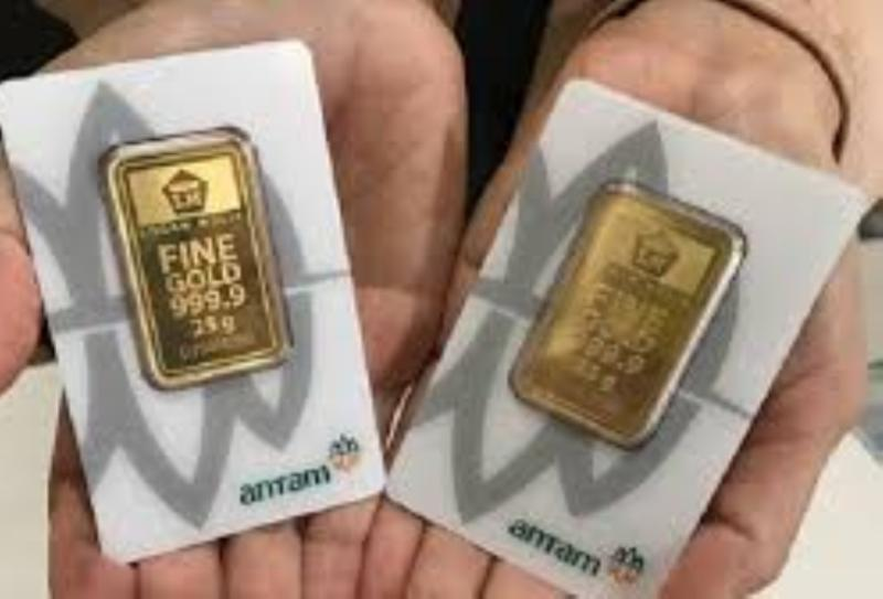 Ratusan Orang Jadi Korban Penipuan Transaksi Jual Beli Emas Antam di Facebook, Kerugian Capai Puluhan Miliar