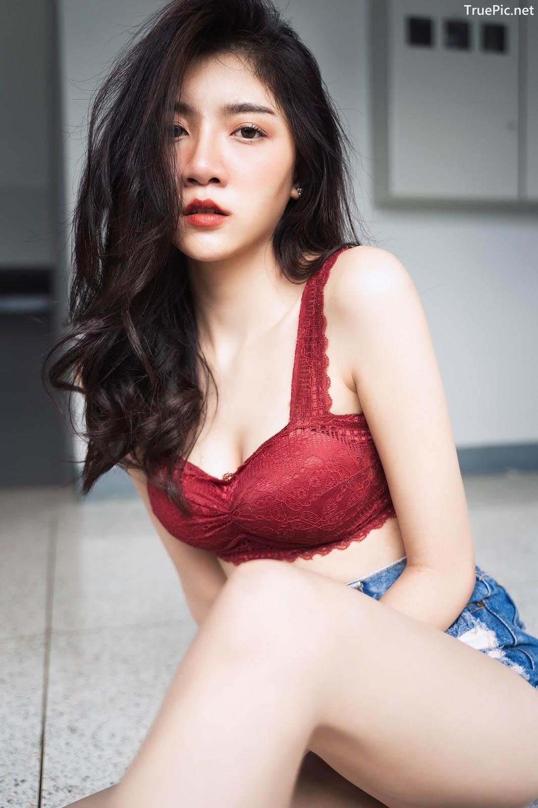 Image Thailand Model - Sasi Ngiunwan - Strawberry Cake - TruePic.net - Picture-3