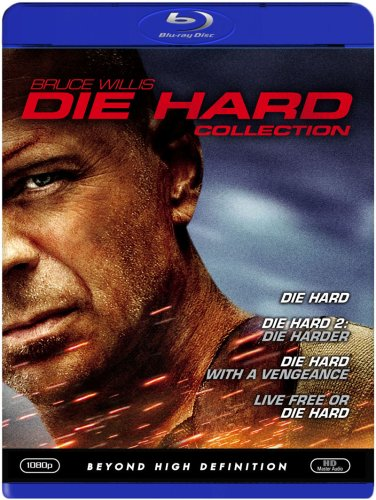 Die Collection 'die Hard Collection' Blu-ray Box Set Review