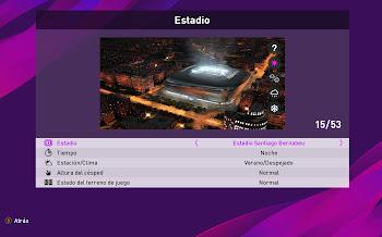 Santiago Bernabeu   PES2020   PC   By MJTS