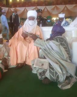 Hon. Gadaff celebrates Emir of Ilorin on his Birthday
