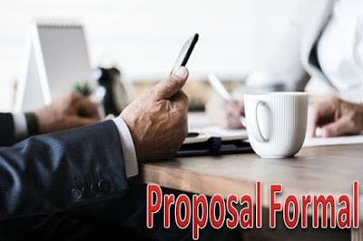 Jenis-jenis Proposal - proposal formal