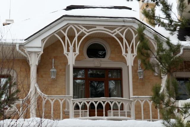 мавританский стиль в современной архитектуре