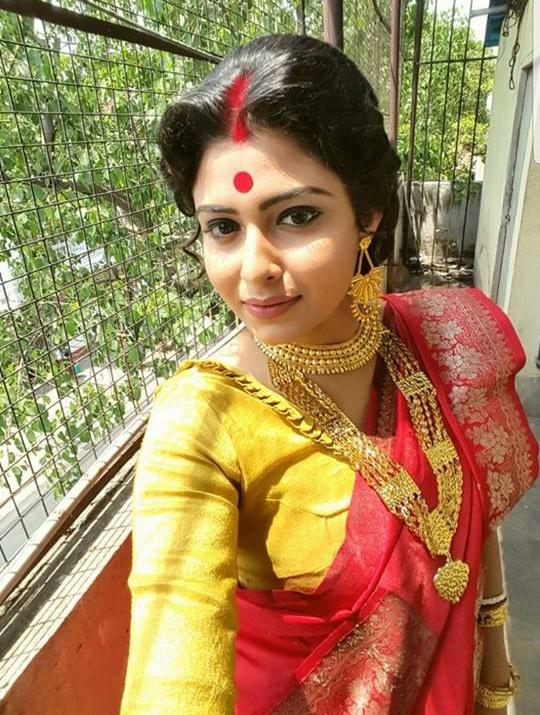 Ashmita Mukherjee Bengali Actress 6
