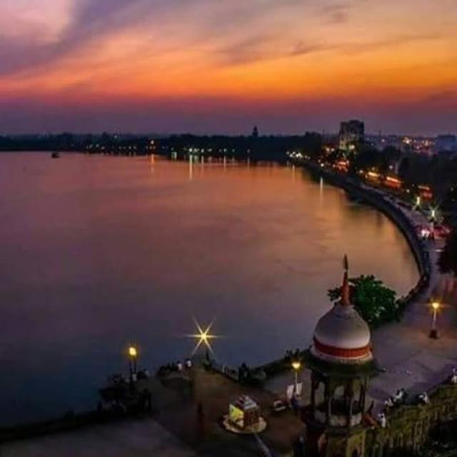 Rankala lake kolhapur