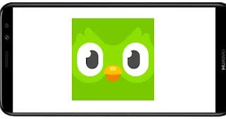 تنزيل برنامج دولينجو بلس Duolingo plus mod unlocked Pro مدفوع مهكر بدون اعلانات بأخر اصدار من ميديا فاير