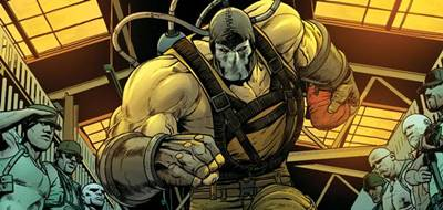 daftar musuh batman Bane