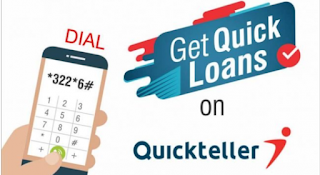 How To Request For A Loan On QuickTeller