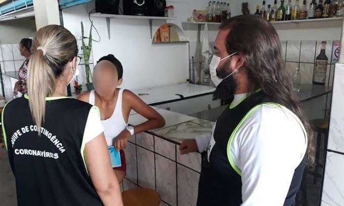 Vigilância Sanitária atua na feira livre de Jacobina; 'teremos que tomar medidas duras'