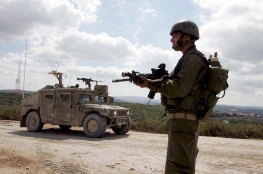 Israel intensifica la presencia de sus tropas cerca de Gaza