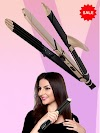 Best 3 in 1 Hair Straightener with Curler and Crimper | Review