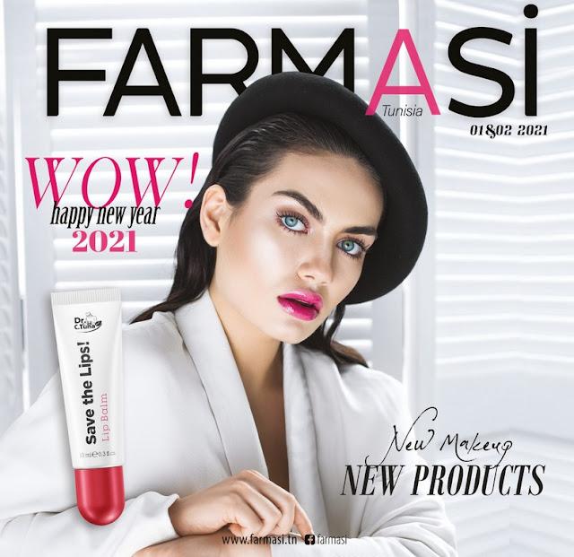 catalogue farmasi tunisie janvier fevrier 2021