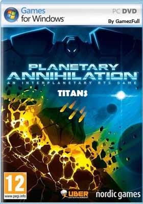 Descargar Planetary Annihilation TITANS pc español mega y google drive /