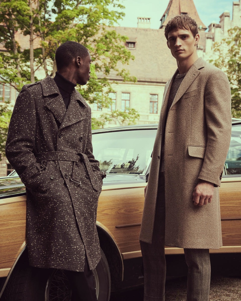 STYLEBOP FALL 2020 CAMPAIGN BY ANDREAS ORTNER