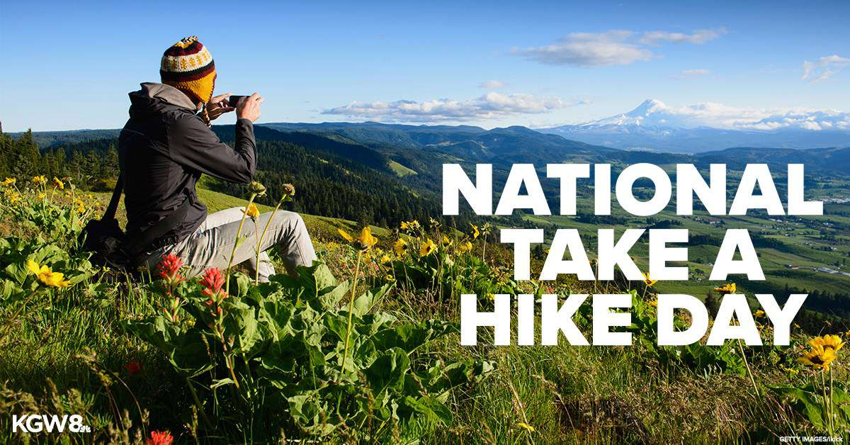 National Take a Hike Day Wishes Lovely Pics