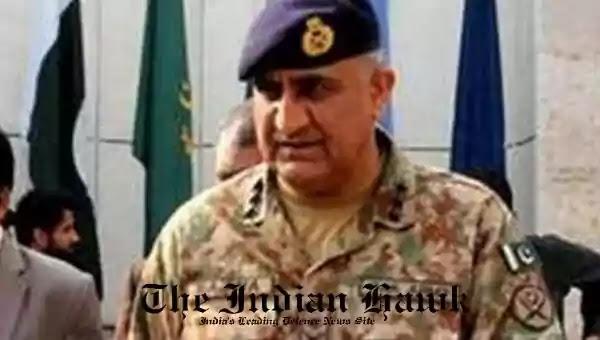 Pak Army Chief Qamar Bajwa