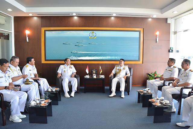 Kunjungan-Kerja-Kepala-Staf-TNI-Angkatan-Laut-ke-Brunei-Darussalam