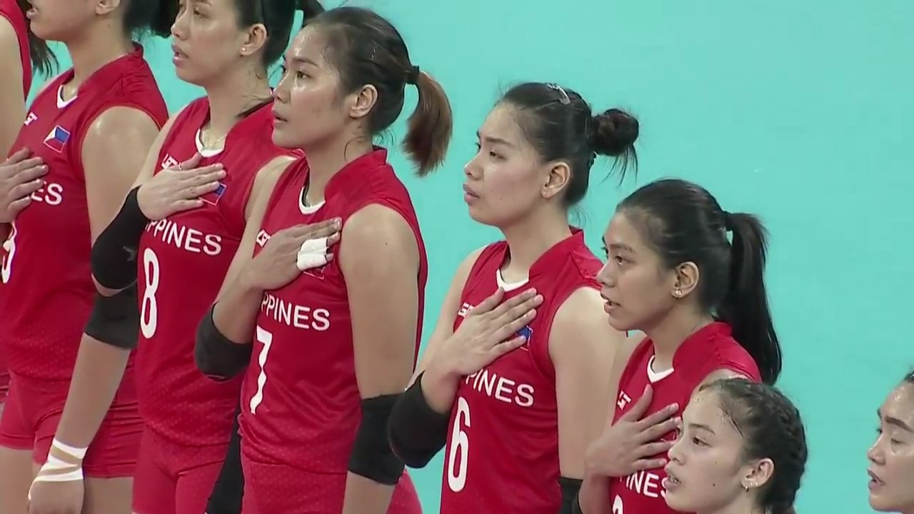 Livestream Philippines Vs Indonesia Sea Games 2019 Women S Volleyball The Summit Express