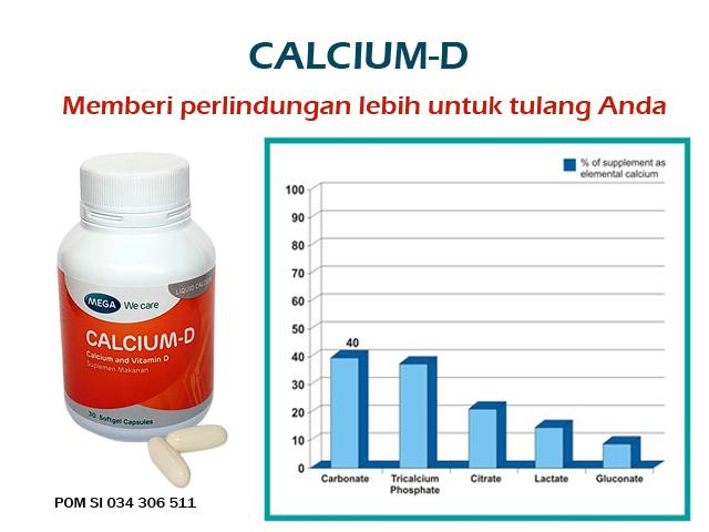Calcium D Bukan Sekedar Kalsium Biasa