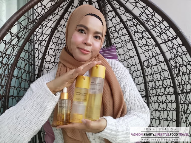 The Yeon Canola Honey skincare