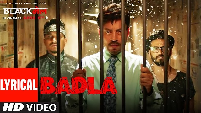 Badla Lyrics - Amit Trivedi Feat. Rapper DIVINE