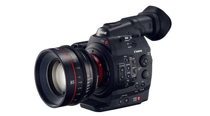 Canon EOS Cinema C500