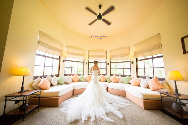 Nên chọn chụp hình cưới ngoại cảnh hay Studio tại Đà Lạt