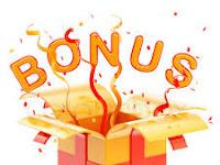 Program Bonus Untuk 20 Top Transaksi