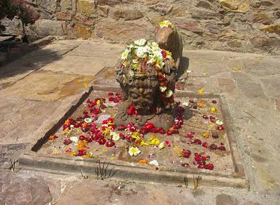 Shiva Lingam Puja Images