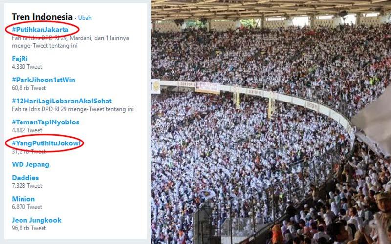 PKS putihkan Jakarta