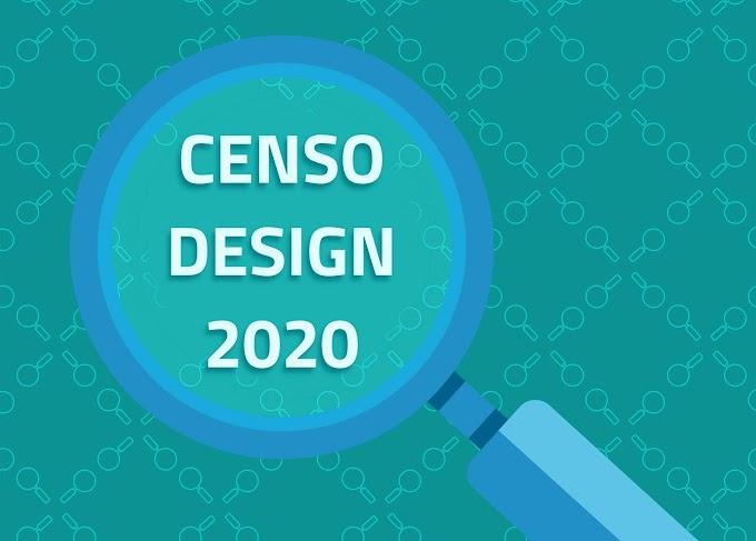 Lançamento: censo sobre o mercado de Design (2020)