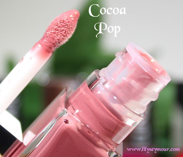 Clinique Pop Lacquer Cocoa Pop