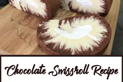 Chocolate Swissroll Recipe