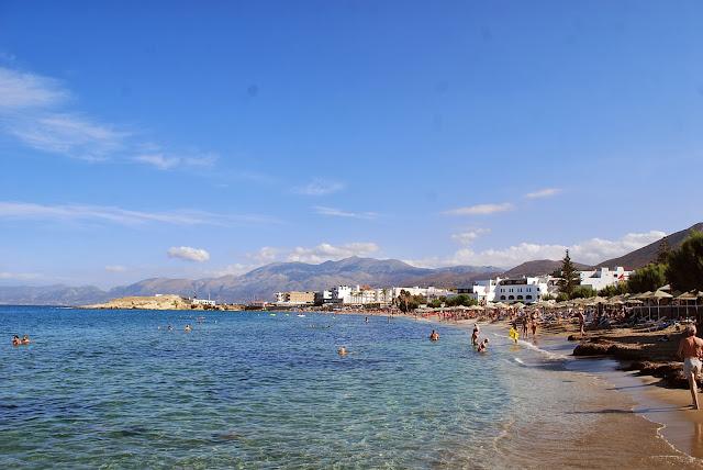 Пляж отеля Creta Maris 5*