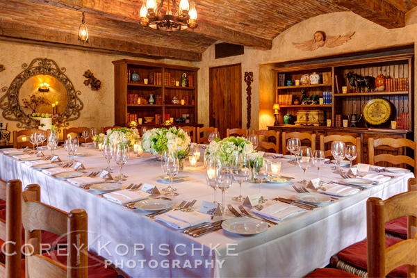 San Ysidro Ranch, Santa Barbara, California - Wedding Photographer Corey Kopsichke