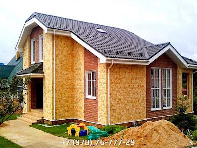 Проекты домов из ЛСТК