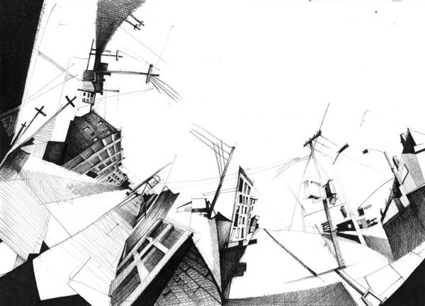 11-Gregor-Louden-Architectural-Drawings-of-our-Streets-www-designstack-co