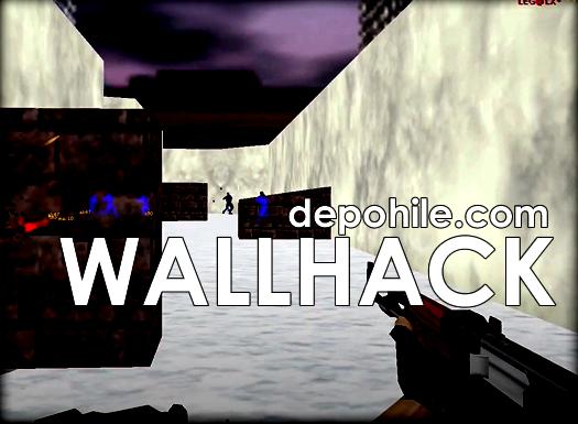 Counter Strike 1.6 Menüsüz Rhack Dll Aim, Wall Hilesi İndir 2021