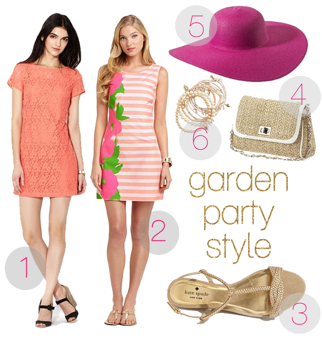 Life Is A Party Dress Like It Garden Party Curly Sue An Amanda Condra Designs Blog