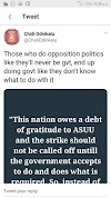 (Photos) ASUU strike: See what Minister of Education, Adamu Adamu said in 2013