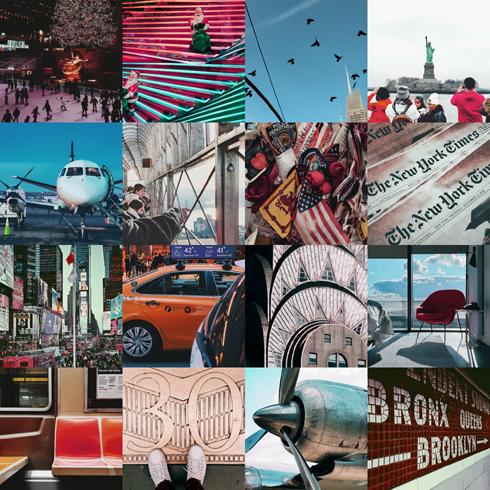 NYC Christmas Instagram