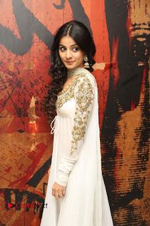 Telugu Actress Mahima Makwana Stills in White Desginer Dress at Venkatapuram Movie Logo Launch  0070.JPG
