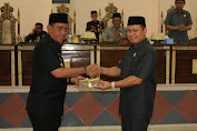 Bupati Wajo Serahkan 3 Pengajuan Ranperda di DPRD Kabupaten Wajo