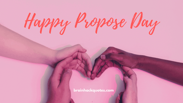 Happy Propose Day Messsages and Wishes