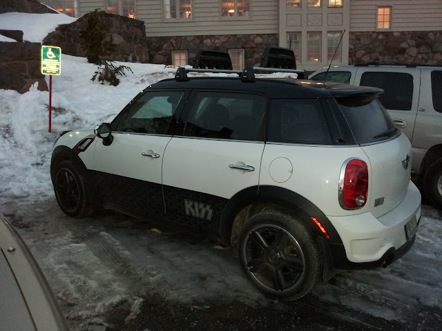 KISS Edition MINI Cooper Countryman - Subcompact Culture