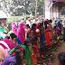 मधुबनी : रामजानकी मंदिर में झूलन का बिसर्जन किया गया ।