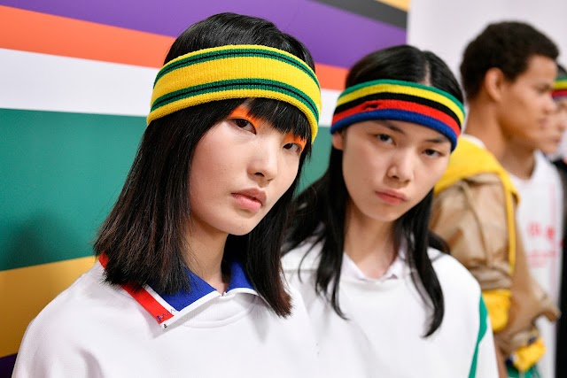 Li-Ning : Paris Fashion Week   Menswear Spring/Summer 2020