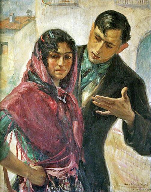 Ramón Stolz Viciano, Maestros españoles del retrato, Pintor español, Pintores Valencianos, Retratos de Ramón Stolz Viciano